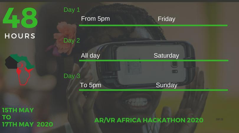 2020 hackathon day schedule
